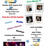 brainstrust charity day poster