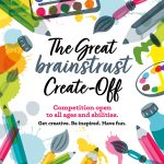 Winners of The Great brainstrust Create-Off