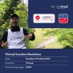 Virtual London Marathon 2021